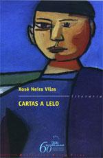 Portada de Cartas a Lelo. Autor   Xosé Neira Vilas