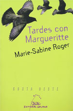 Portada de Tardes con Margueritte. Autor
