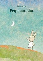 Portada de Pequena lúa. Autor   Elzbieta