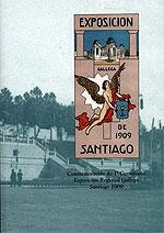 Portada de Exposición galega de 1909. Autor   Varios autores