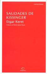 Portada de Saudades de Kissinger. Autor   Moncho Iglesias Míguez
