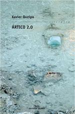 Portada de Ártico 2.0. Autor   Xavier Queipo