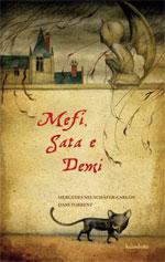 Portada de Mefi, Sata e Demi. Autor   Ramón Nicolás Rodríguez