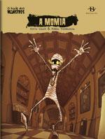 Portada de A Momia. Autor   Pablo Tambuscio