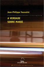 Portada de A verdade sobre Marie. Autor   Maria Dolores Torres París