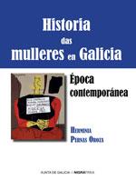 Portada de Historia das Mulleres en Galicia. Idade   Contemporánea