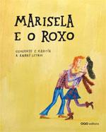 Portada de Marisela e o roxo. Autor   André Letria