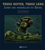 Portada de Trece noites, trece lúas. Autor   Noemí López Vázquez
