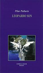 Portada de Leopardo son. Autor
