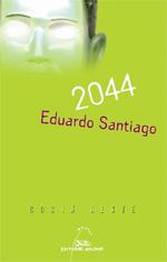 Portada de 2044. Autor