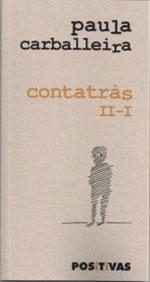 Portada de Contatrás II-I. Autor   X. Carlos Hidalgo