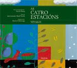 Portada de As catro estaci�ns. Vivaldi. Autor   Jose Antonio Abad