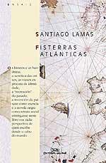 Portada de Fisterras atlánticas. Autor   Santiago Lamas Crego