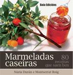 Portada de Marmeladas caseiras. Autor   Ramón Pascual