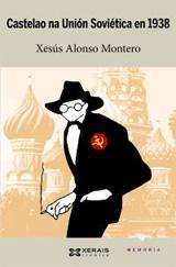 Portada de Castelao na Unión Soviética en 1938. Autor