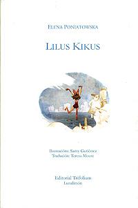 Portada de Lilus Kikus. Autor   Teresa Moure