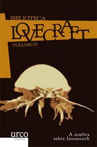 Portada de A sombra sobre Innsmouth. Autor   H.P. Lovecraft