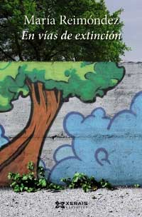 Portada de En vías de extinción. Autor   María Reimóndez