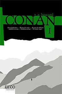 Portada de Conan I. Autor   Tomás González Ahola