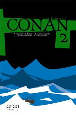 Portada de Conan 2. Autor   Tomás González Ahola