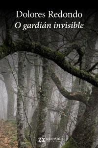 Portada de O gardián invisible. Autor   Héctor Cajaraville