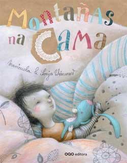 Portada de Montañas na cama. Autor   Paco Liván