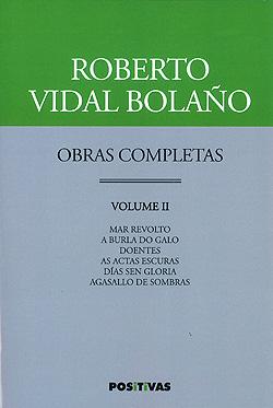 Portada de Obras Completas. Volume II