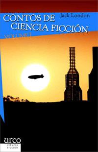 Portada de Contos de Ciencia Ficción Vol. I. Autor   David Cortizo Conde