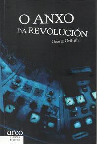 Portada de O anxo da revolución. Autor   Helena Bermúdez Sabel