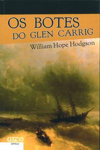 Portada de Os botes do Glen Carrig. Autor   Tuula Ahola