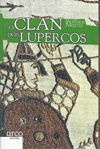 Portada de O Clan dos Lupercos. Autor   Manuel do Río Rodríguez