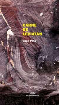 Portada de Carne de Leviatán. Autor