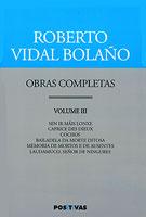 Portada de Obras Completas Volume III