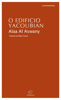 Portada de O Edificio Yacoubian. Autor   Alaa Al Aswamy