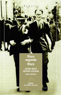 Portada de Risco segundo Risco. Autor   Arturo Lezcano