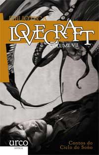 Portada de Contos do Ciclo do Soño. Autor   H.P. Lovecraft