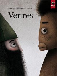 Portada de Venres. Autor   Dani Padrón