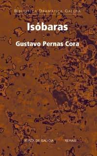 Portada de Isóbaras. Autor   Gustavo Pernas Cora