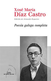 Portada de Poesía galega completa. Autor