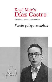 Portada de Poesía galega completa. Autor   Armando Requeixo Cuba