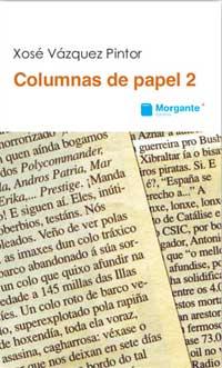 Portada de Columnas de papel 2