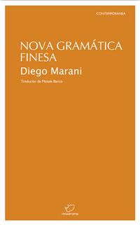 Portada de Nova gramática finesa. Autor   Moisés Rodríguez Barcia