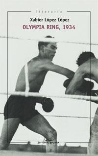 Portada de Olympia Ring, 1934. Autor   Xabier López López