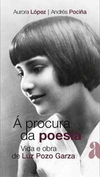 Portada de A procura da poesía. Autor   Andrés Pociña