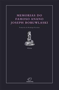 Portada de Memorias do famoso anano Joseph Boruwlaski