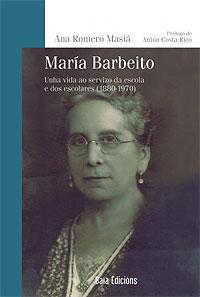 Portada de María Barbeito