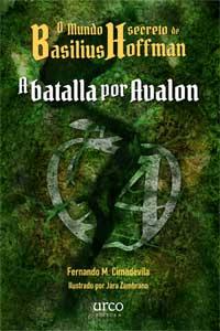 Portada de A batalla por Avalon. Autor