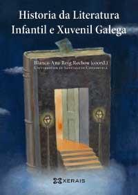 Portada de Historia da Literatura Infantil e Xuvenil Galega