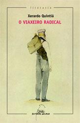 Portada de O viaxeiro radical. Autor