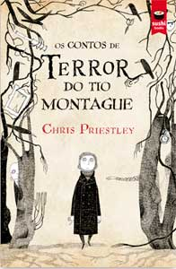 Portada de Os contos de terror do Tío Montague. Autor   Eva Almazán García